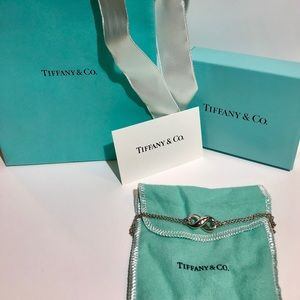 Tiffany & Co. Authentic Infinity Pendant
